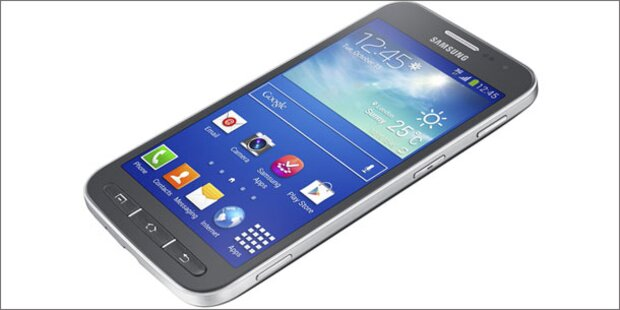 Samsung bringt das Galaxy Core Advance
