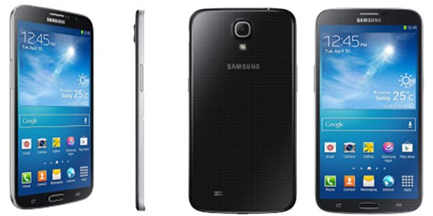 Samsung Galaxy Mega 5.8 und 6.3 sind da