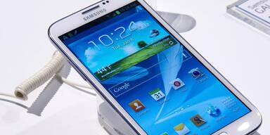 Galaxy S4 kommt mit  8-Kern-Prozessor