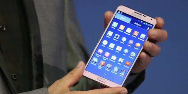 Galaxy S5 soll schon im Jänner kommen