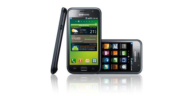 Jedes 2. Handy ist bei uns ein Smartphone