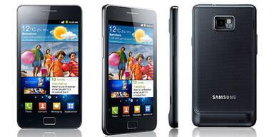 Samsung will ein Galaxy S2 Plus bringen