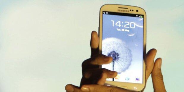 Galaxy S3 bekommt