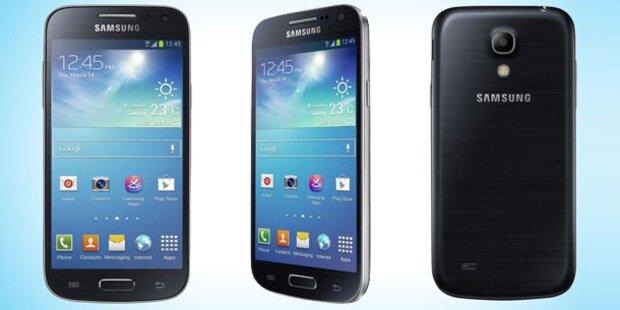 Das Samsung Galaxy S4 Mini ist da