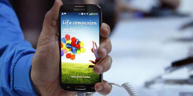 Galaxy S4 startet in Österreich ab 0 Euro