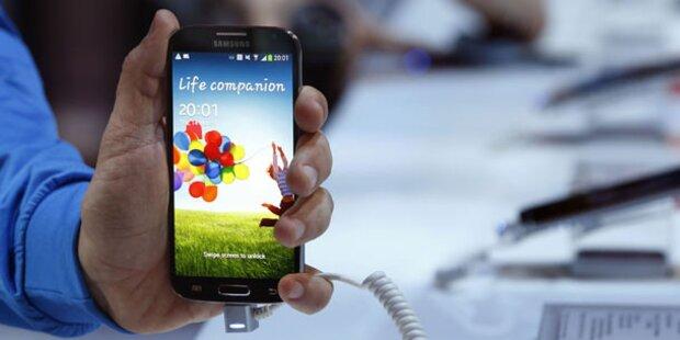 Samsung testet neue Mobilfunk-Technik 5G