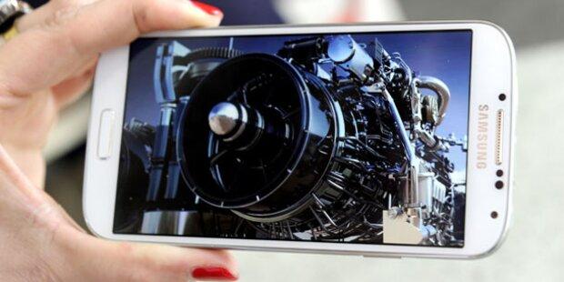 Samsung verkauft 10 Millionen Galaxy S4