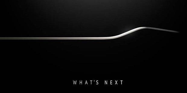 Samsung zeigt das Galaxy S6