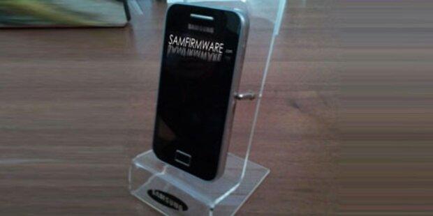 Samsung bringt Mini-Version des Galaxy S