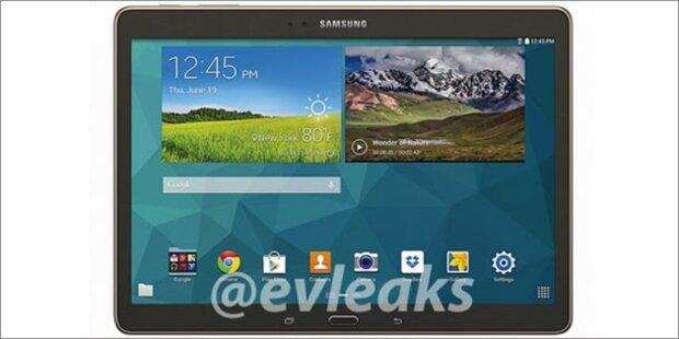 Samsung zeigt neue Galaxy Tablets