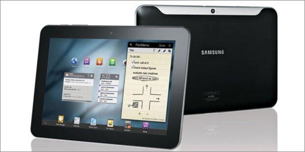 Samsung bringt Galaxy Tab 8.9 mit LTE