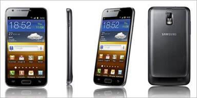 """Samsung bringt ein """"Über""""-Galaxy S2"""