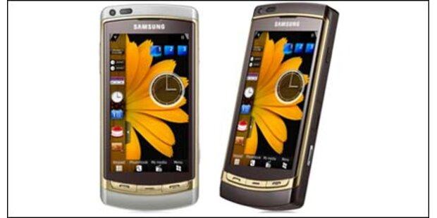 Gold Edition des IPhone-Killers I8910 HD