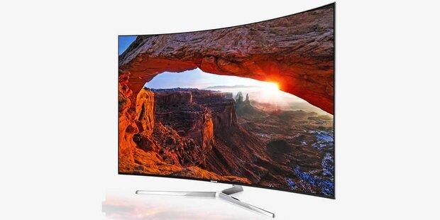 Samsung rüstet seine SUHD- & UHD-TVs auf