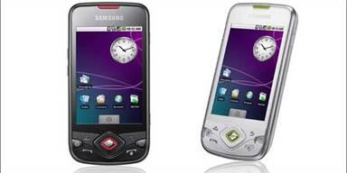Samsung hat das I5700 Spica präsentiert