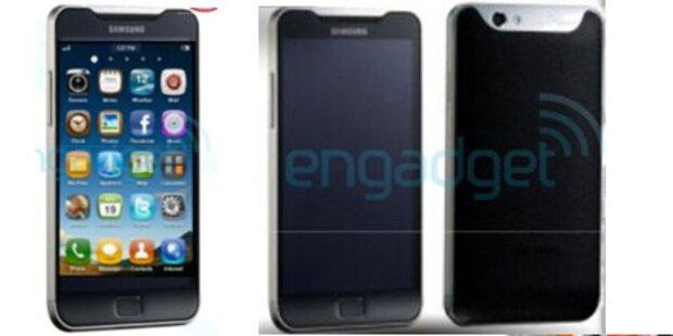 Enthüllt: Samsung bringt iPhone 4-Klon