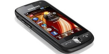 Samsung bringt Handy-Betriebssystem