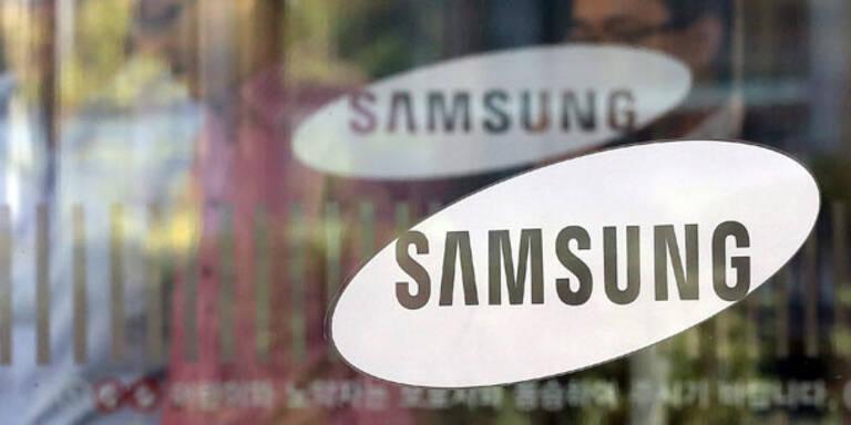 """Hacker: """"Samsung kauft Fingerprint-Firma"""""""