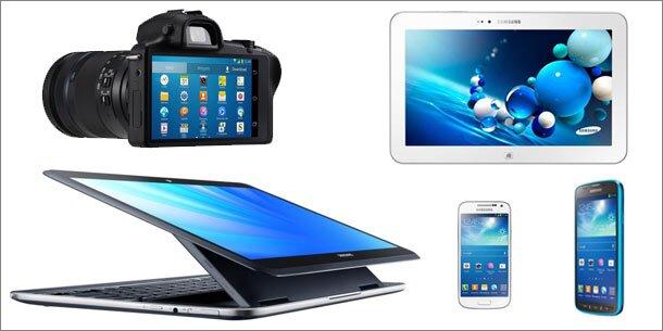 samsung neue tablets handys top kamera. Black Bedroom Furniture Sets. Home Design Ideas