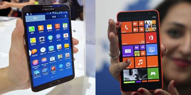 Samsung und Nokia verlängern Abkommen