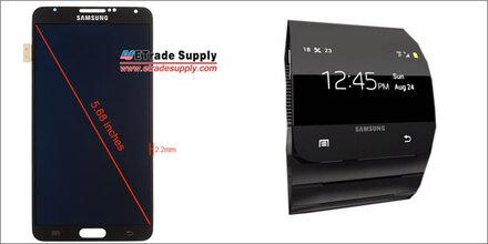 Fix: Galaxy Gear und Note 3 auf der IFA