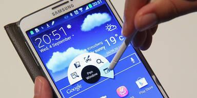 Samsung setzt auf Heim-Vernetzung
