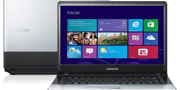 Samsung: Aus für Notebooks in Europa