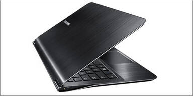 Superleichtes 13,3 Zoll Notebook mit SSD