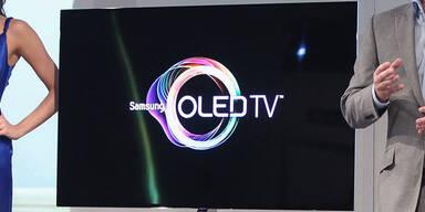 Samsung wurden 2 TV-Prototypen geklaut