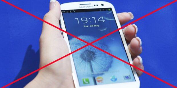 Apple fordert Galaxy S3-Verkaufsstopp
