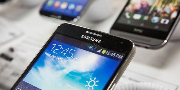 Samsung zerrt Apple vor OGH