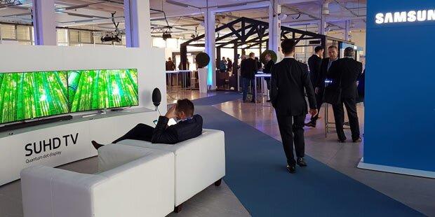 Samsung will viel flexibler werden