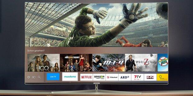 Richtiges Heimnetz macht EURO zum TV-Highlight
