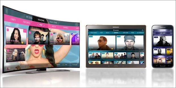 VidZone gratis für Samsung-Nutzer
