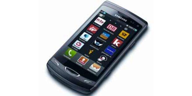 Samsung bringt das Wave II zum Kampfpreis