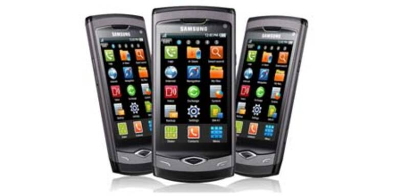 Hersteller entwickeln Handy-Software