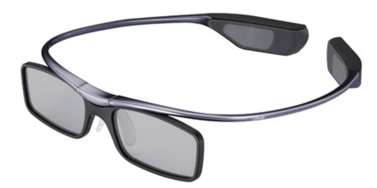 3D Brille von Silhouette und Samsung