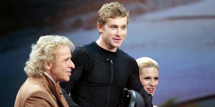Erste Gottschalk-Show nach Samuels Unfall