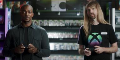 Xbox Game Pass Trailer mit Falcon