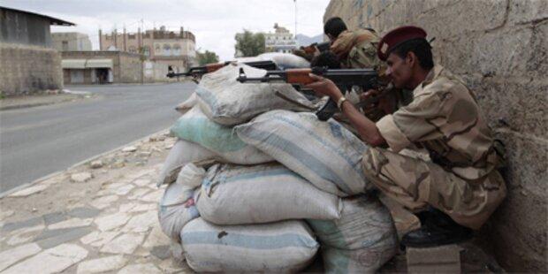 69 Tote bei Kämpfen im Jemen