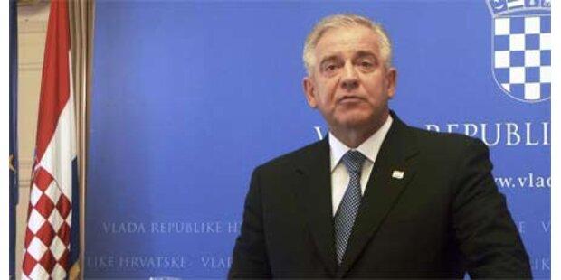 Sanader in Österreich festgenommen