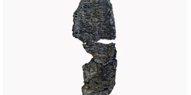 Der Steinzeit-Mensch trug Schuhgröße 36