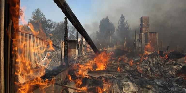 Feuer-Inferno in Kalifornien
