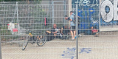 Bahnhof Stadlau: Alko-Szene eskaliert