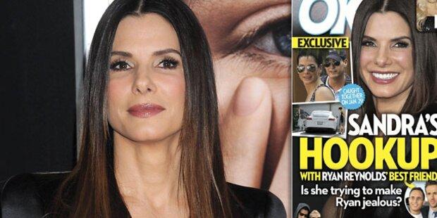 Hat Sandra Bullock einen neuen Freund?