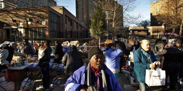Sandy: Stromausfall führte zu Protesten