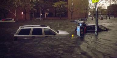 """Sandy: """"Zerstörung ist unvorstellbar"""""""