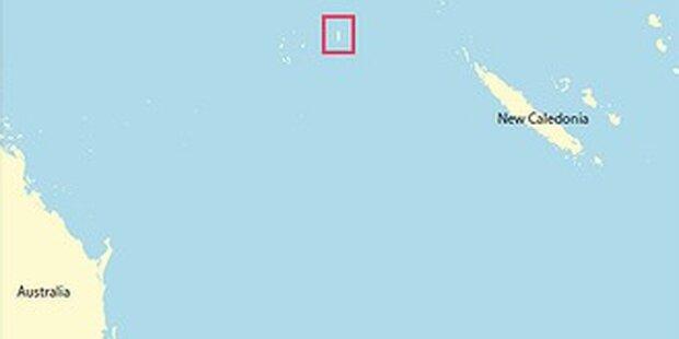 Forscher können Insel nicht mehr finden