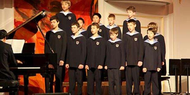 Wiener Sängerknaben werden gestalkt