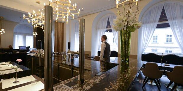 Sans-Souci-Hotel in Wien eröffnet